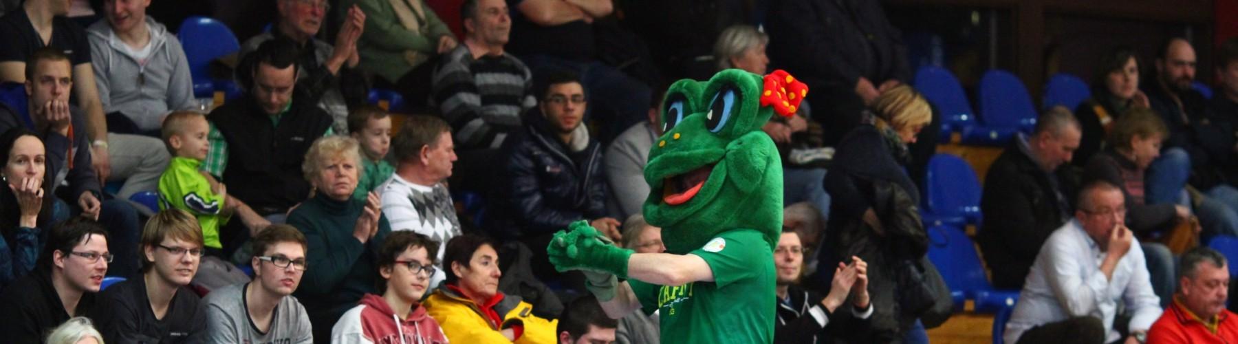 Basketbalový klub Žabiny Brno - fotografie z utkání