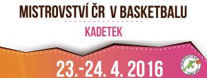 Mistrovství ČR kadetek 2016